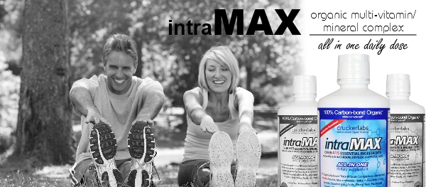 intraMAX organic multi-vitamin/mineral complex