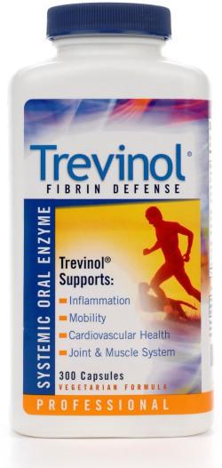 Trevinol Professional (300-count) Vegetarian Formula