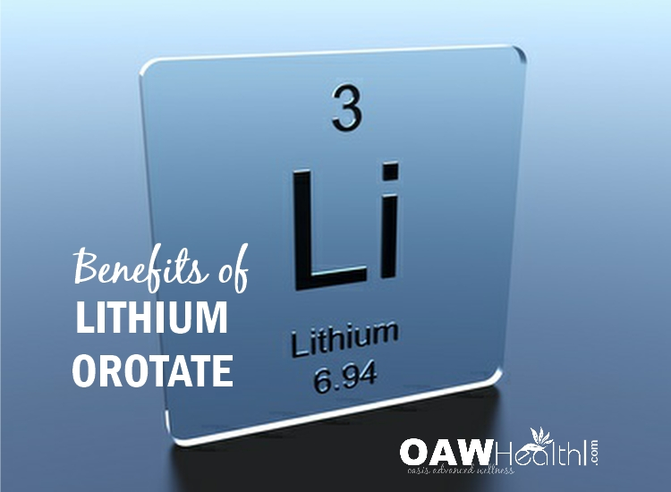 Benefits of Lithium Orotate
