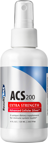 Advanced Cellular Silver (ACS)200 Extra Strength