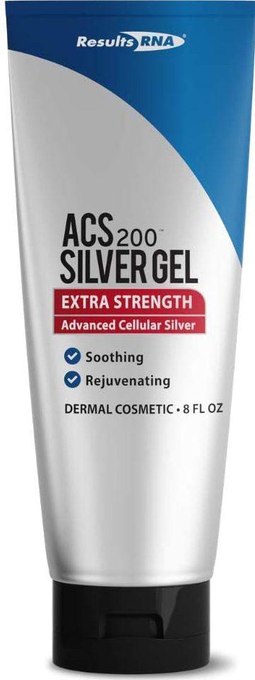 ACS 200 Colloidal Silver Gel 8oz