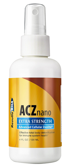 ACZ nano Extra Strength (Advanced Cellular Zeolite) 4oz