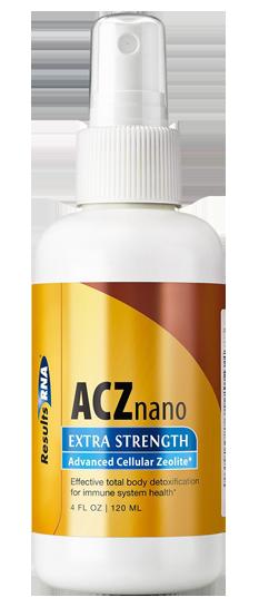 ACZ nano Zeolite Extra Strength 4oz