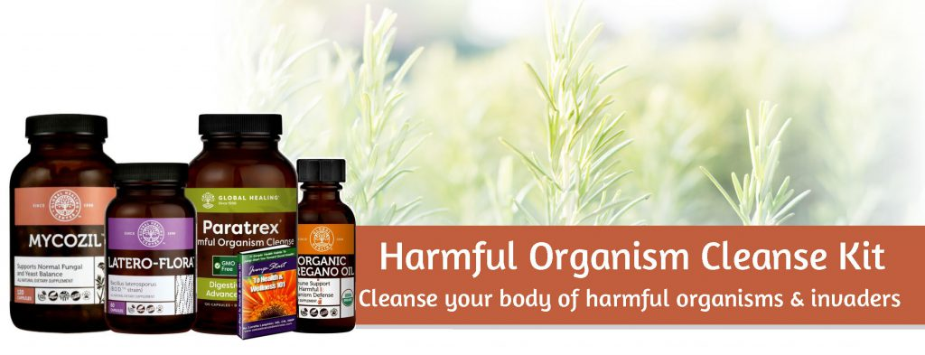 Harmful Organism Cleanse Kit