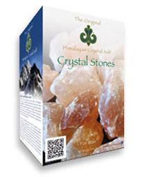 Himalayan Crystal Salt Stones