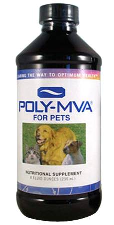 Poly MVA for Pets (8 oz)