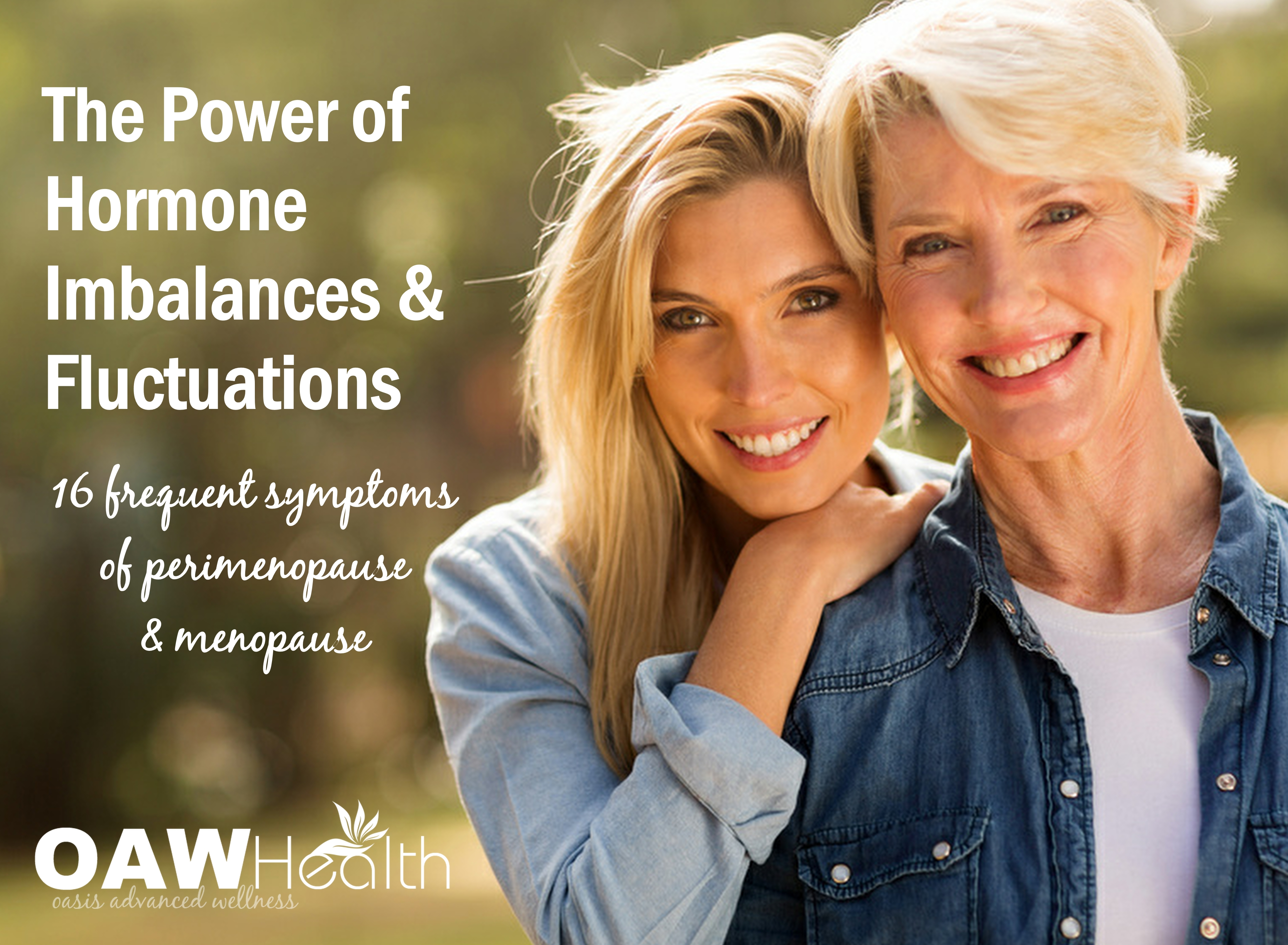 The Power of Hormone Imbalances & Fluctuations