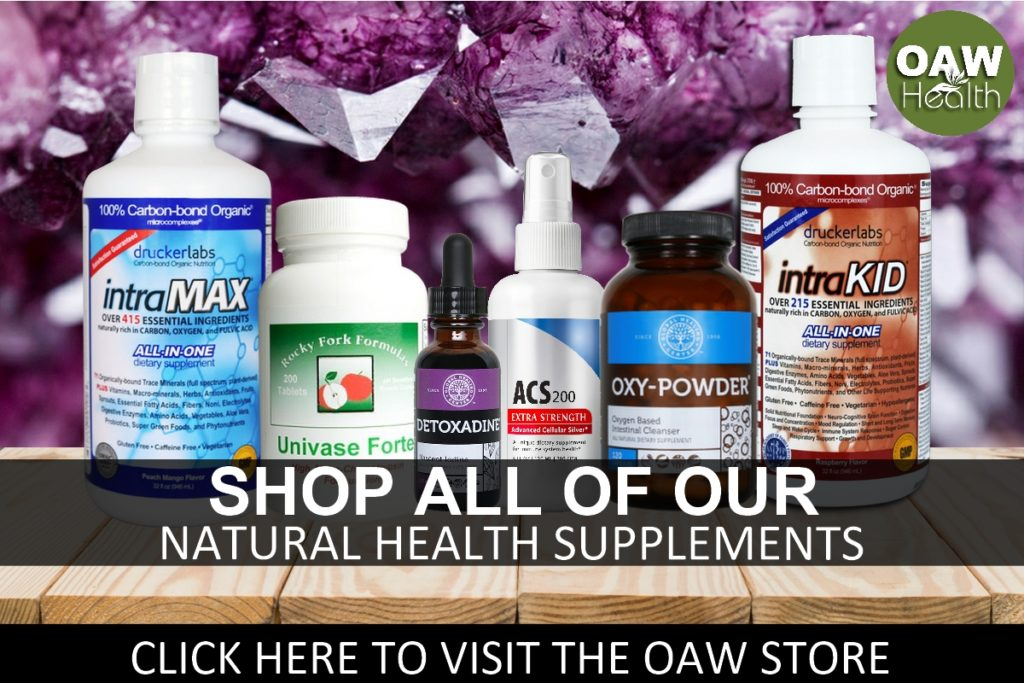 OAW Natural Health Products Store