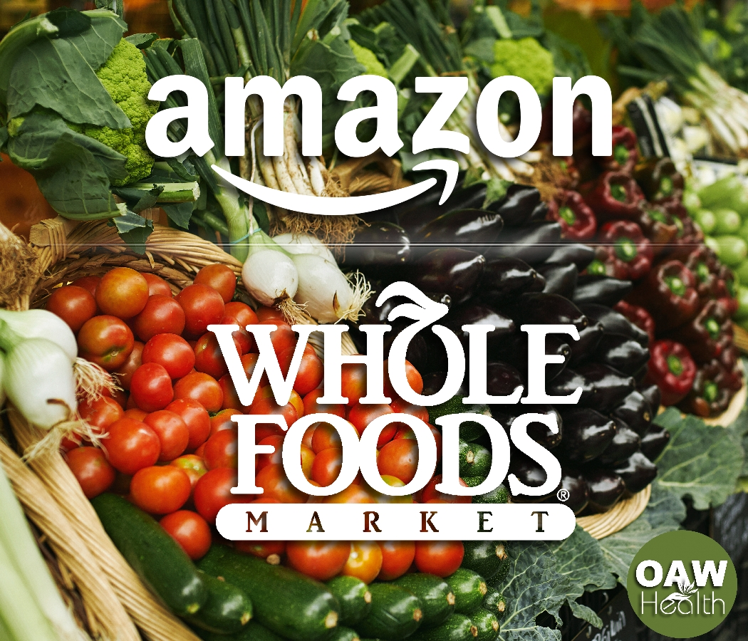 Giant E-Retailer Amazon Sweeps in to Purchase Whole Foods Market
