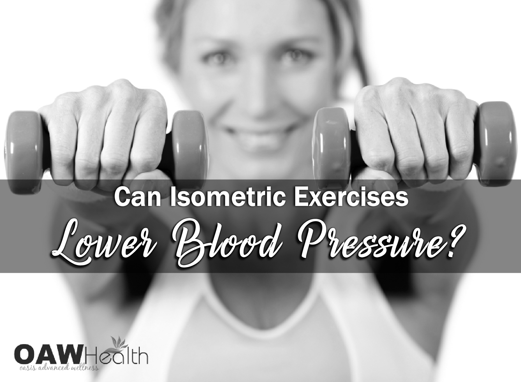 Can Isometric Exercises Lower Blood Pressure?