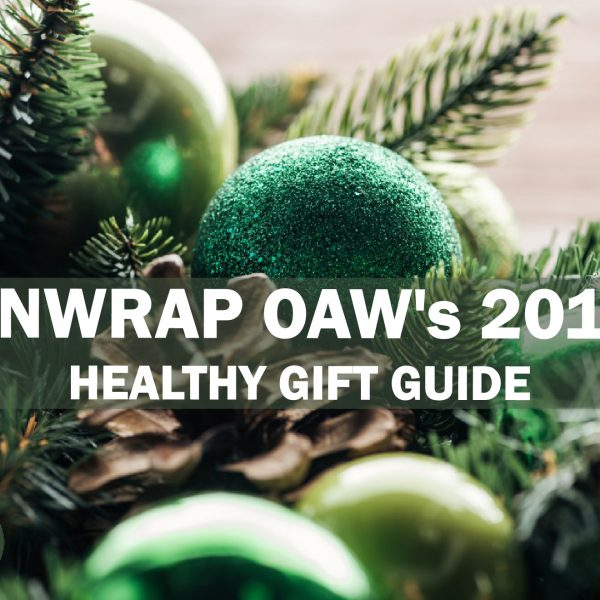 Unwrap OAW's 2019 Healthy Holiday Gift Guide