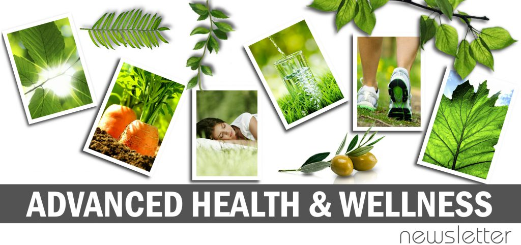 Advanced Health & Wellness Newsletter