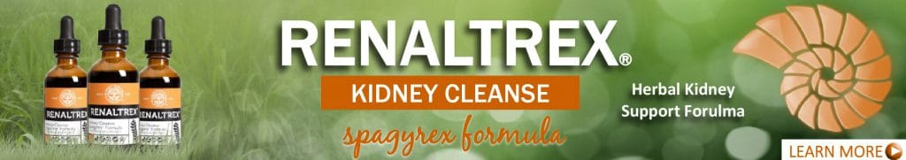 Renaltrex Kidney Cleanse
