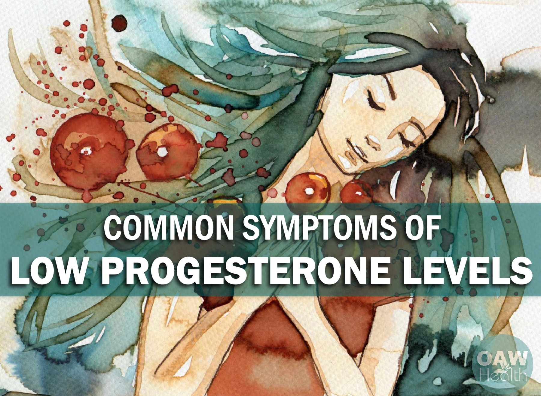 Common Symptoms of Low Progesterone Levels